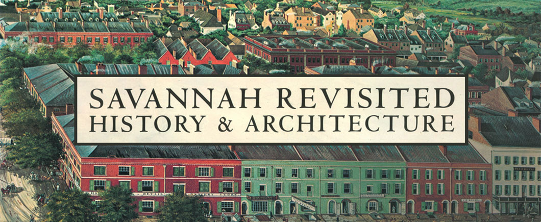 Savannah Revisted Book